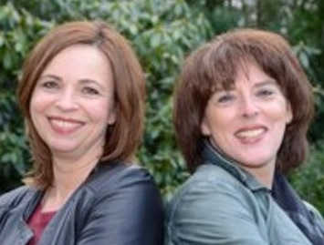 Jacqui Halmans & Anita Bakker. Coachen met LEF.