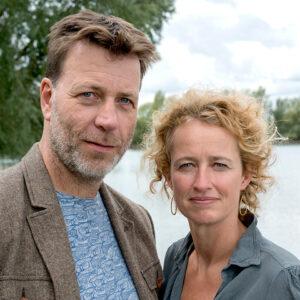 Coachcafe Bij Tante - Mariska en Rens